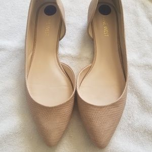 Nine West D'Orsay flats